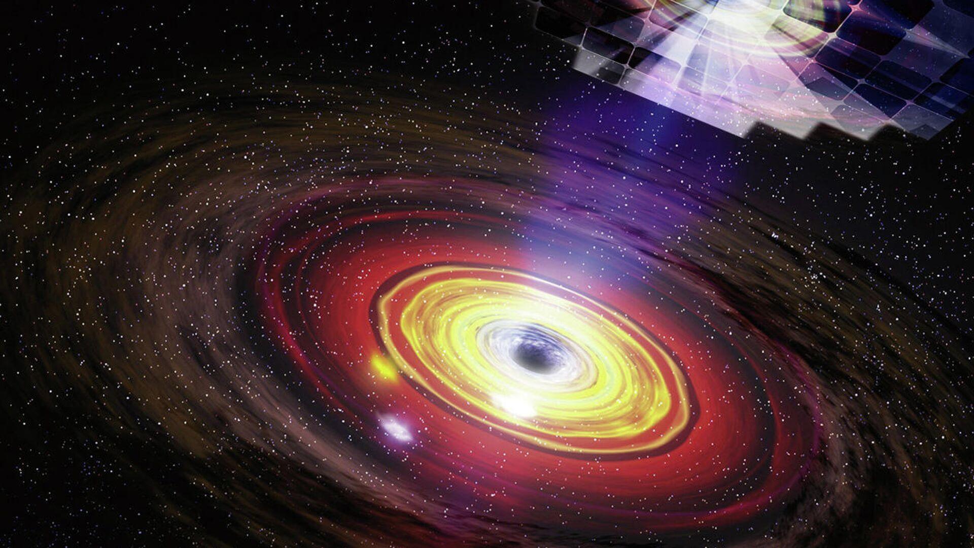 Самая большая в мире цифровая камера будет снимать далекие объекты во Вселенной - РИА Новости, 1920, 06.08.2021