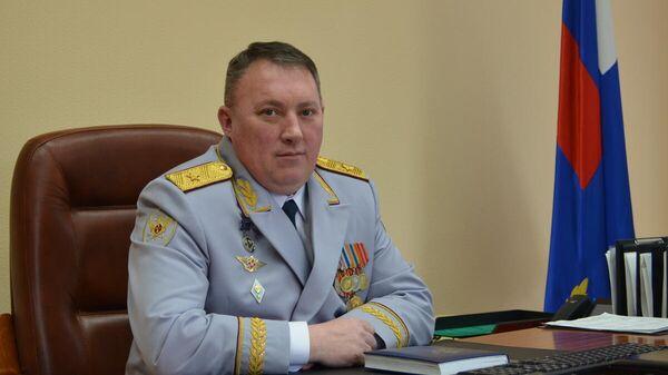 Начальник УФСИН России по Забайкальскому краю Евгений Шихов