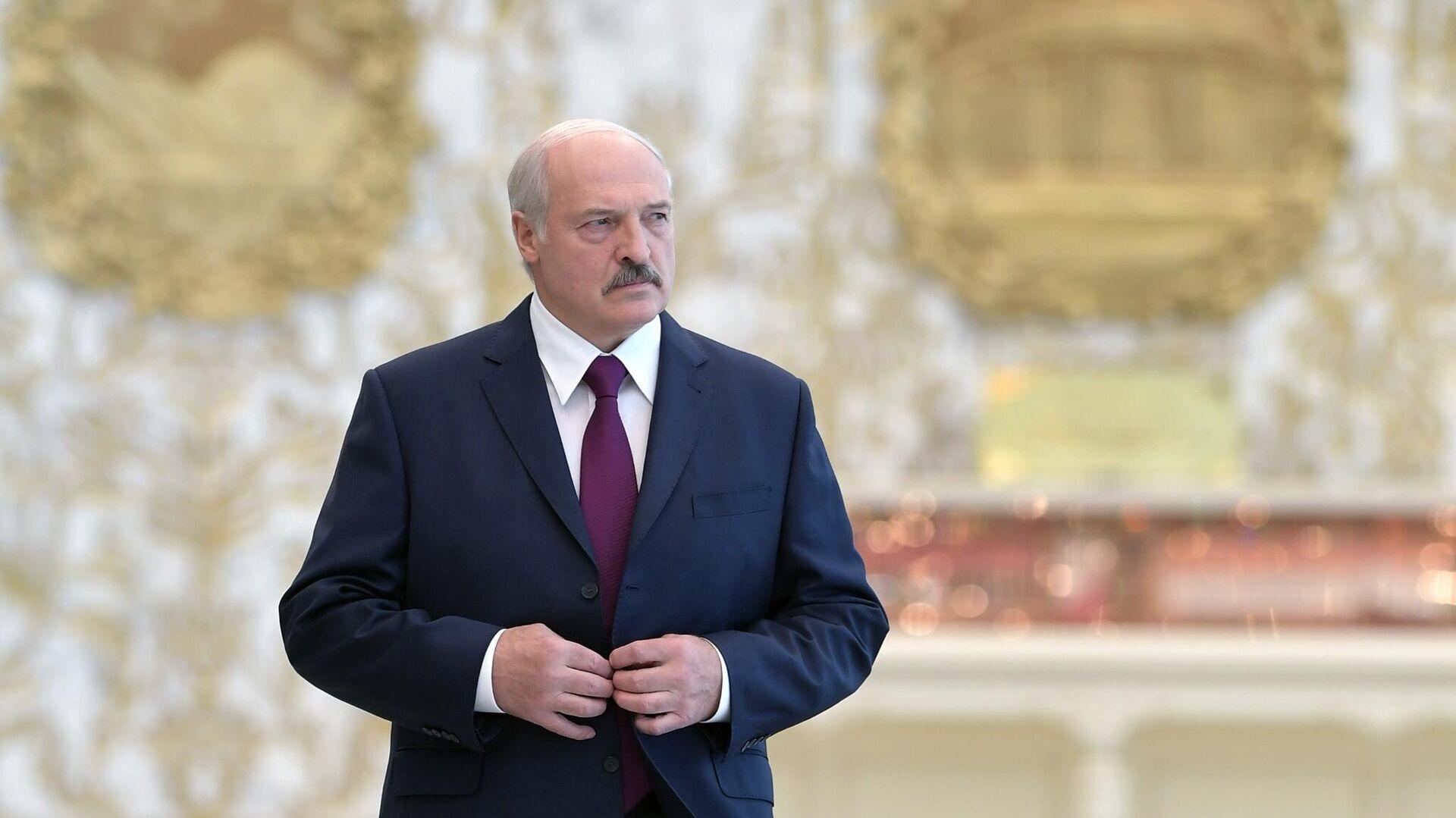 Президент Белоруссии Александр Лукашенко - РИА Новости, 1920, 02.07.2021