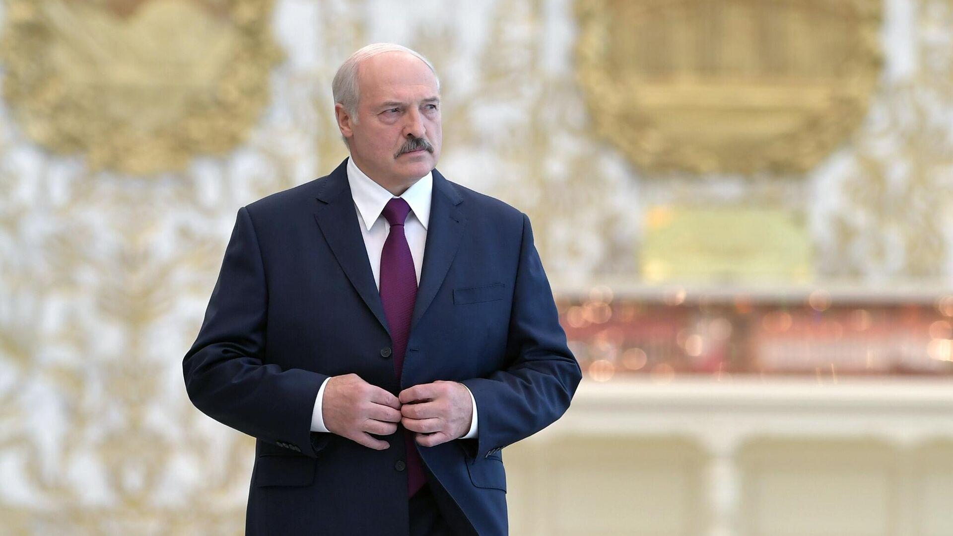 Президент Белоруссии Александр Лукашенко - РИА Новости, 1920, 21.06.2021