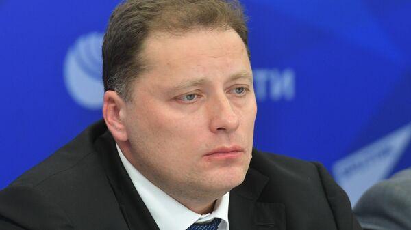 Заместитель председателя Правительства Московской области Евгений Хромушин