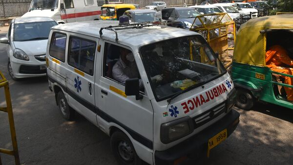 Скорая помощь в Индии