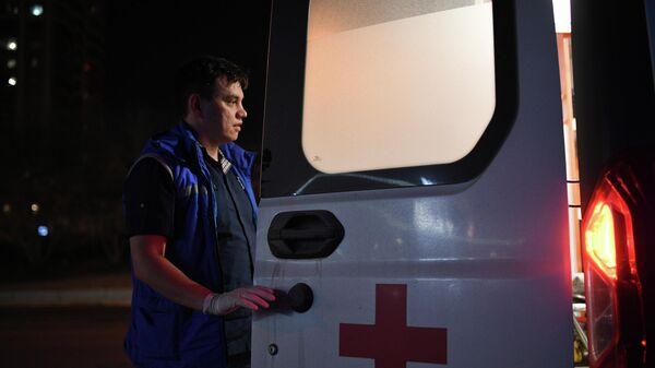 Работа скорой помощи в Новосибирске