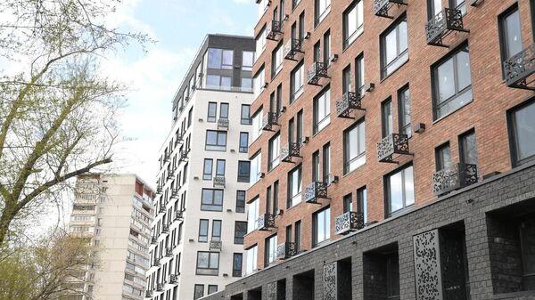 Комплекс апартаментов Донской квартал в Москве