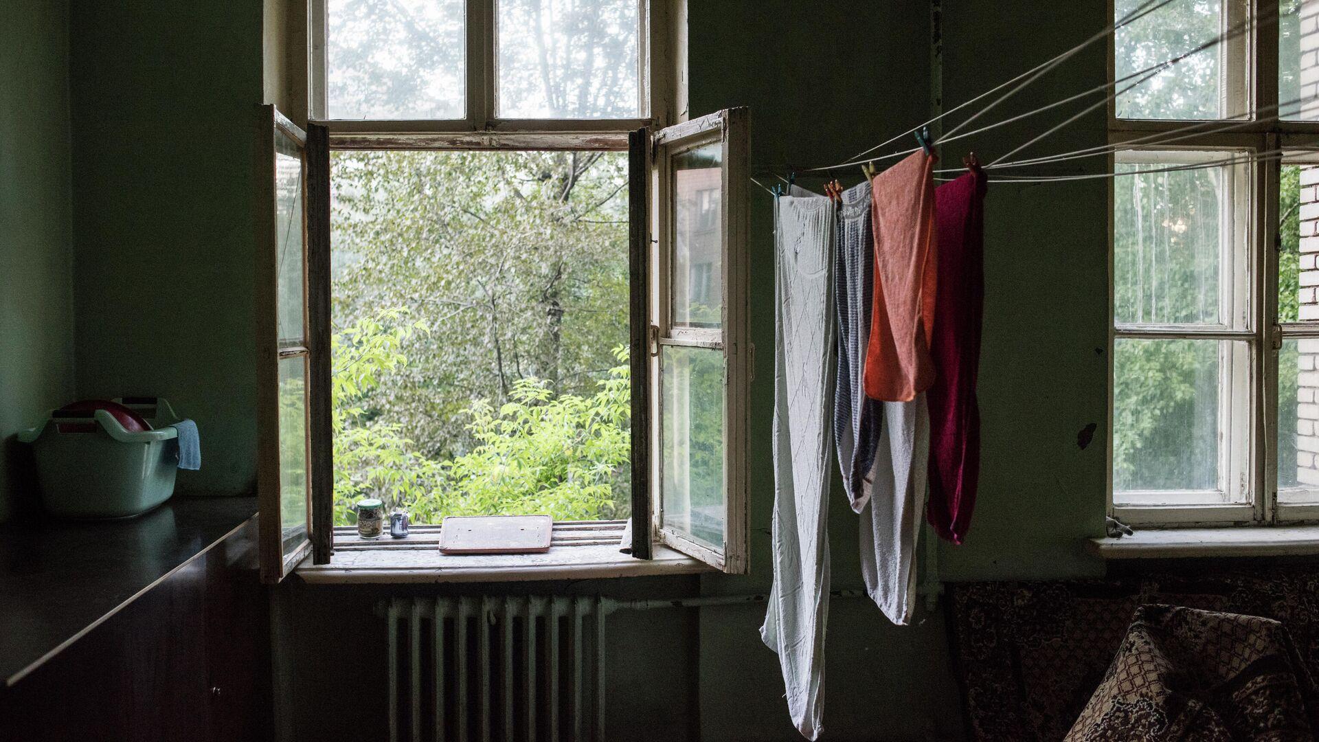 Комната в коммуналке - РИА Новости, 1920, 29.04.2021