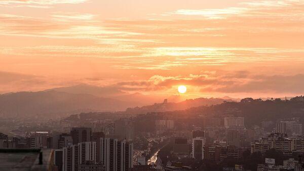 Панорама Каракаса, Венесуэла