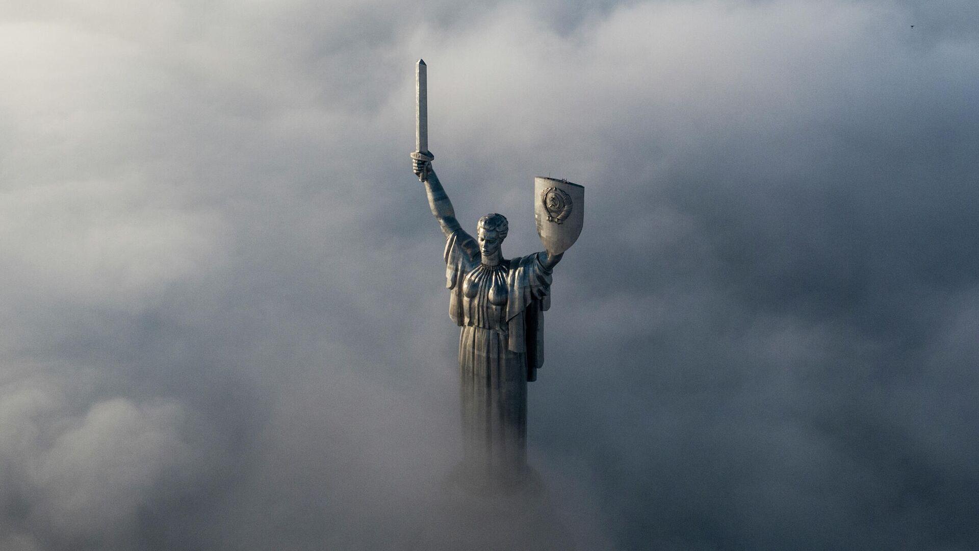 Монумент Родина-мать в Киеве - РИА Новости, 1920, 09.10.2021