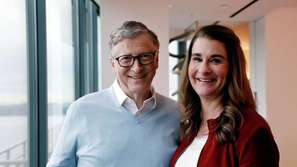 Билл и Мелинда Гейтс в 2019 году