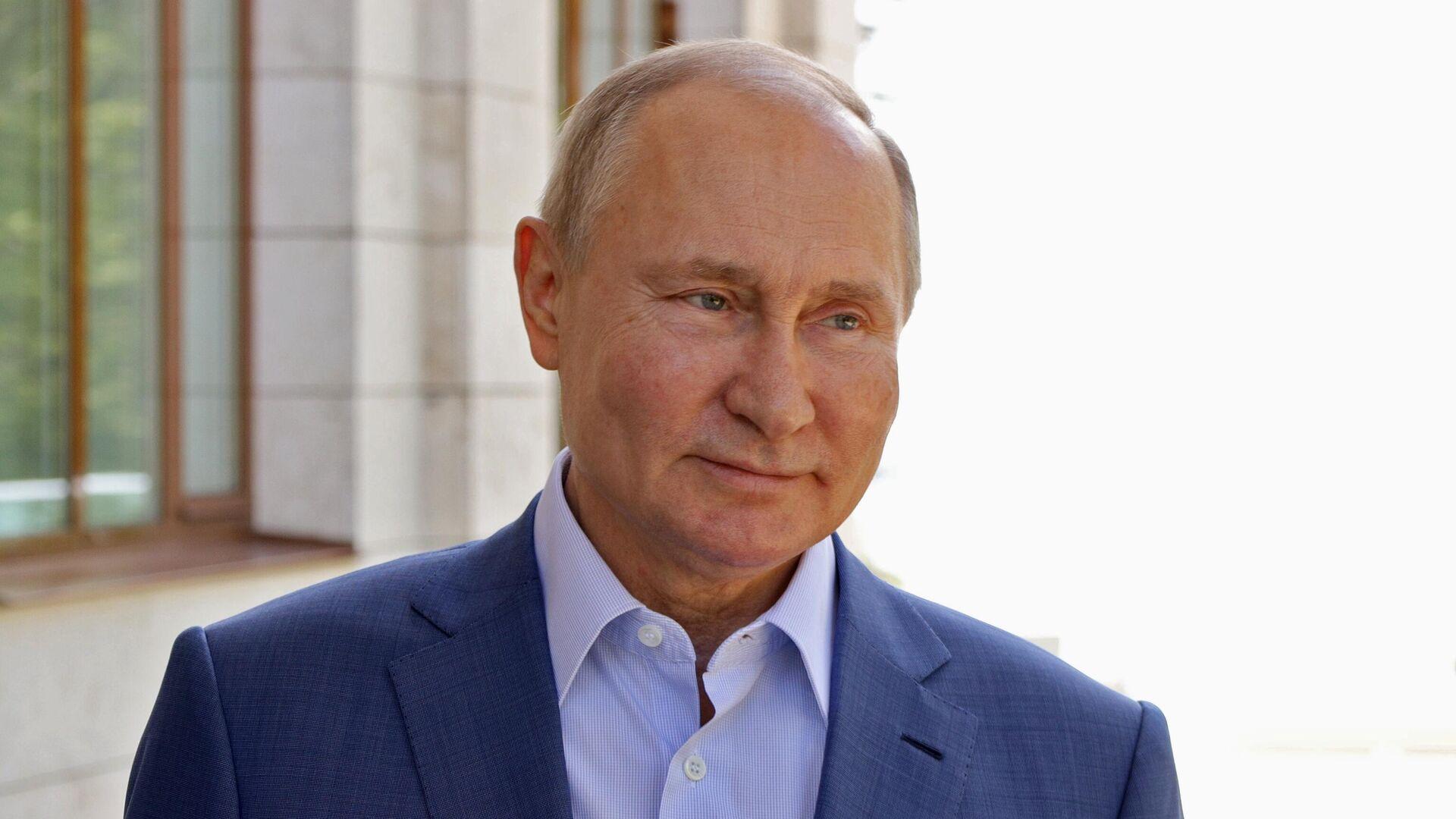 Президент РФ Владимир Путин в Сочи. 10 мая 2021 - РИА Новости, 1920, 22.09.2021