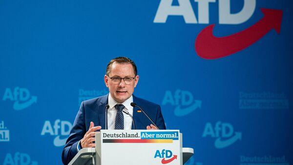 Немецкий политик Тино Крупалла
