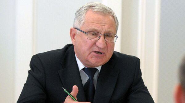Первый помощник секретаря Совета Безопасности Российской Федерации Юрий Аверьянов