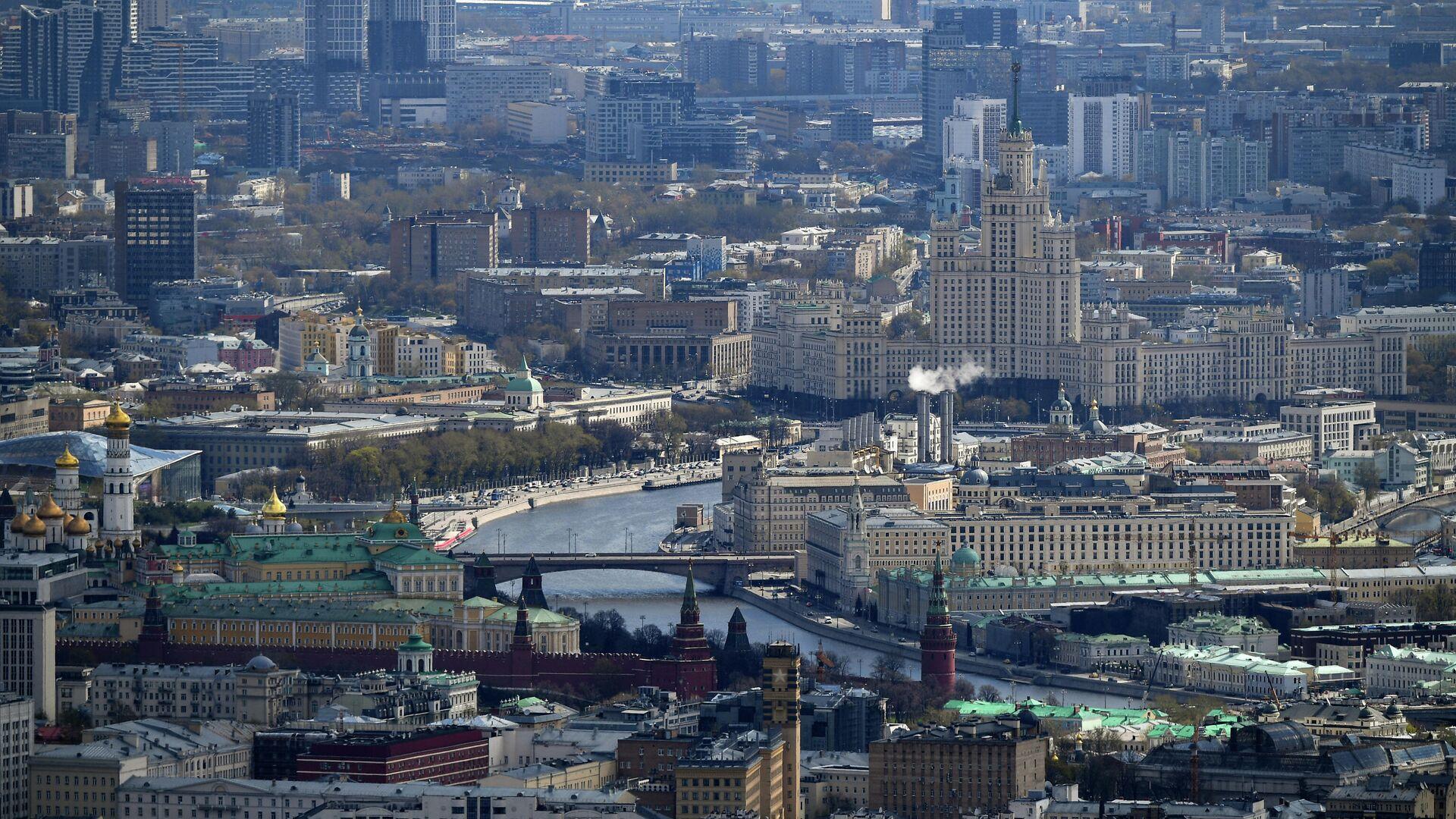 Виды Москвы - РИА Новости, 1920, 27.07.2021