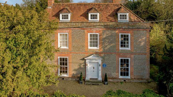 Дом Агаты Кристи в британском Оксфордшире
