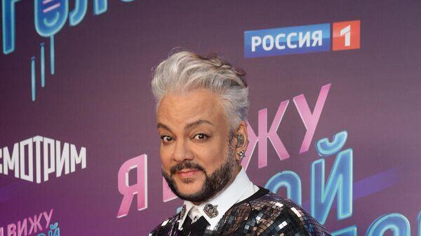 Филипп Киркоров в вокальном шоу Я вижу твой голос