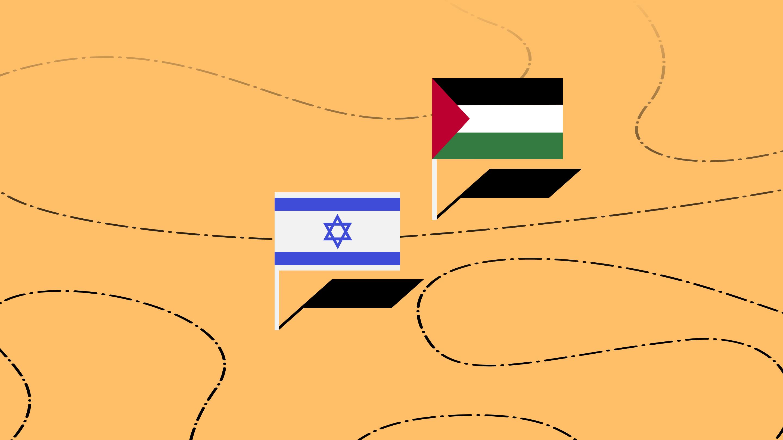Что происходит в зоне палестино-израильского конфликта