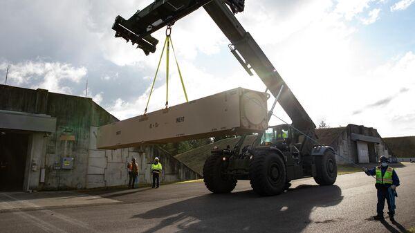 Первый прототип гиперзвукового оружия дальнего действия (LRHW)