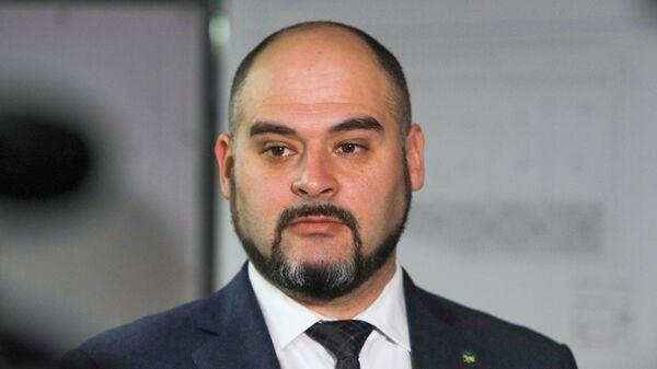 Первый заместитель мэра Владивостока Константин Шестаков