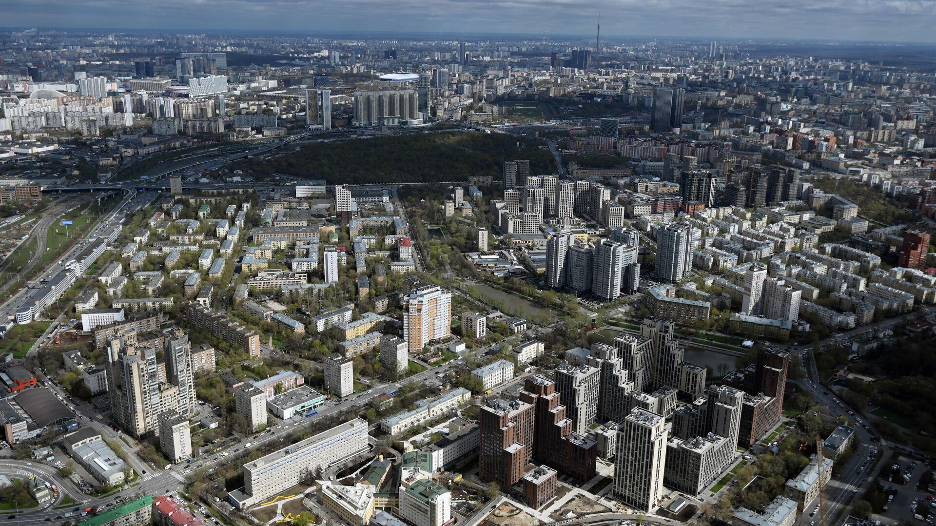 Виды Москвы - РИА Новости, 1920, 09.09.2021