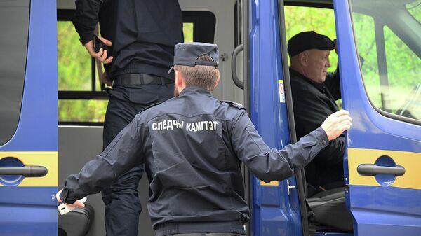 Сотрудники Следственного комитета Республики Беларусь