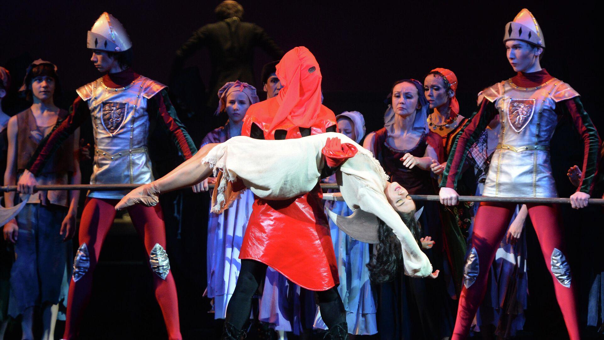 XXIX Международный фестиваль классического балета имени Рудольфа Нуриева - РИА Новости, 1920, 20.05.2021