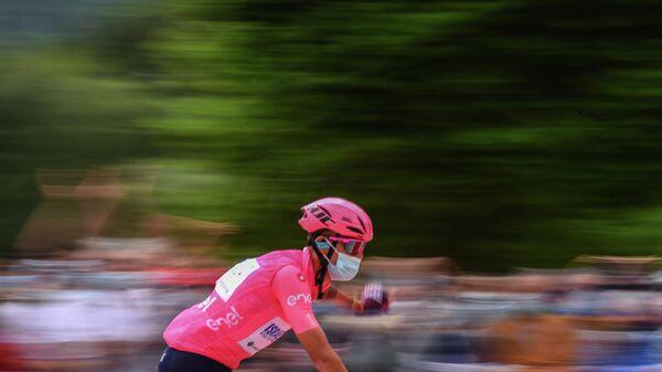 Велогонщик Алессандро Де Марки (Италия)
