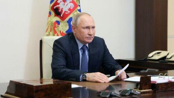 LIVE: Путин на заседании Высшего Евразийского экономического совета