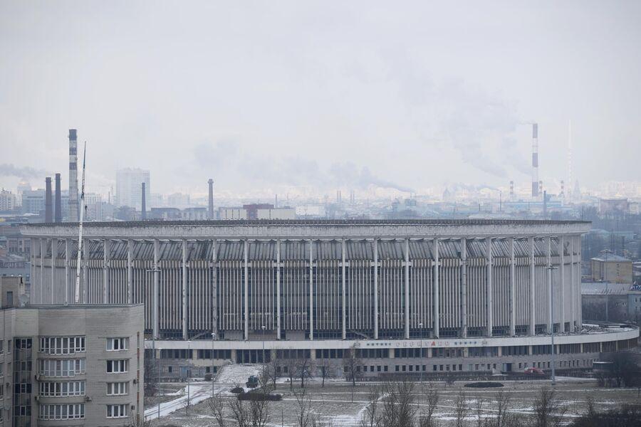 Спортивно-концертный комплекс Петербургский