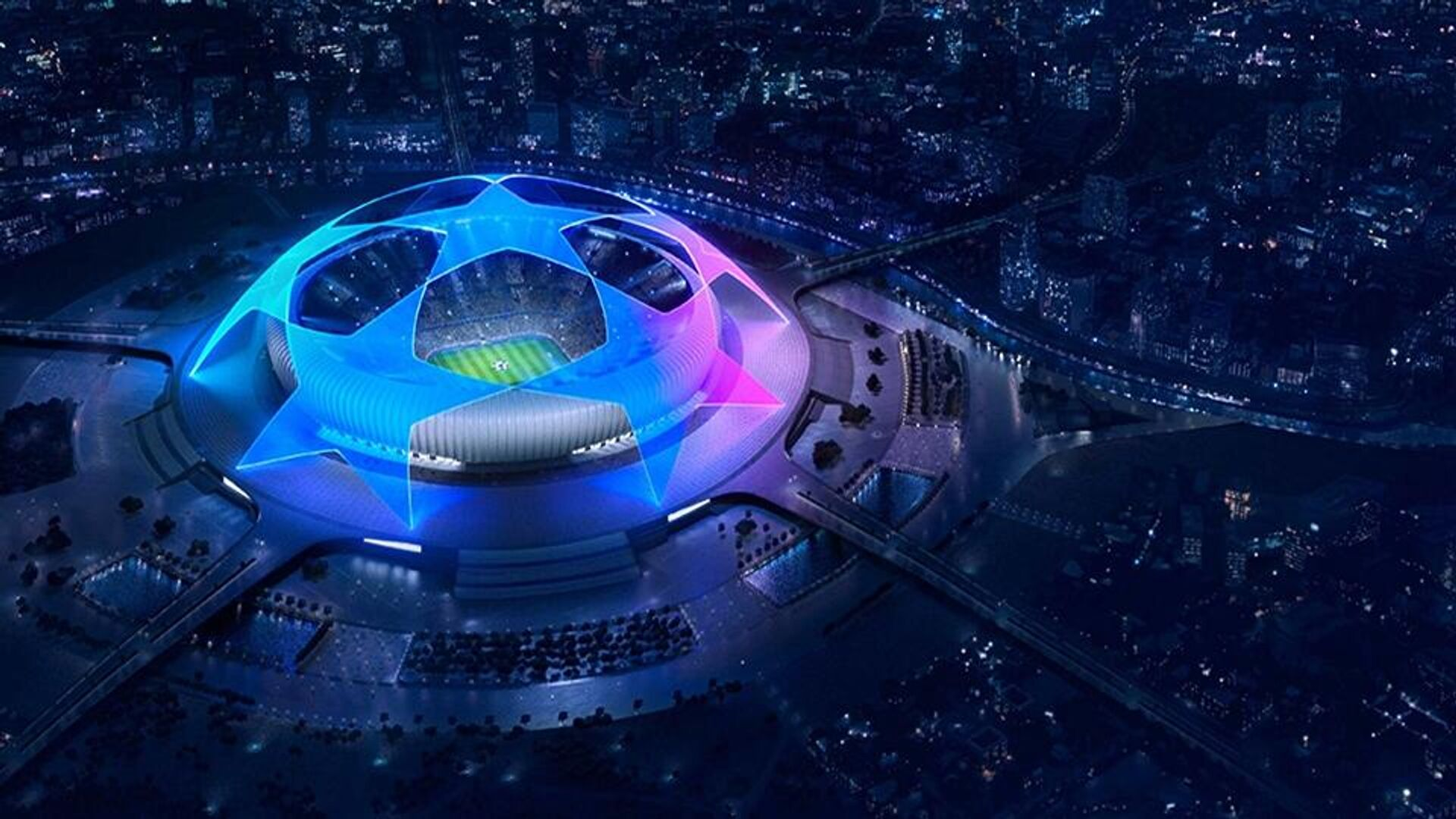 Лига чемпионов УЕФА - РИА Новости, 1920, 06.07.2021
