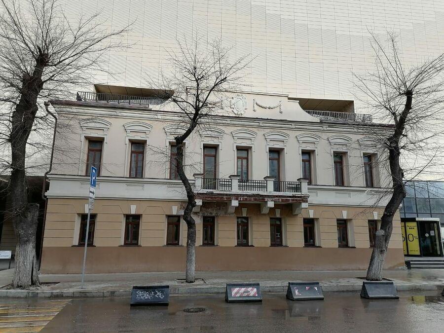 Дом Балашова