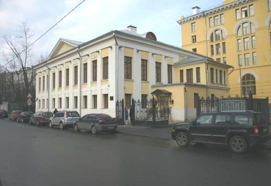 Дом Майкова после реставрации