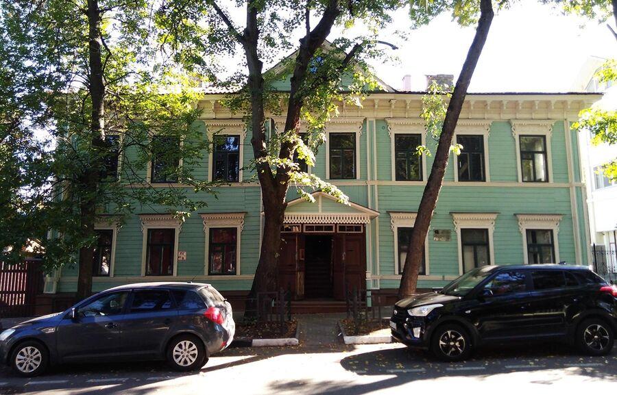 Нижний Новгород, ул. Короленко, 18, после восстановления волонтерами