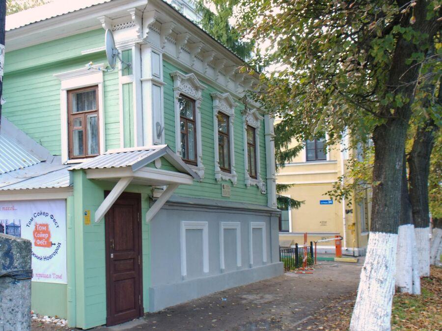 Нижний Новгород, ул. Новая, 22 после восстановления волонтерами