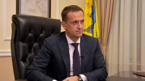 Глава администрации Оренбурга Владимир Ильиных