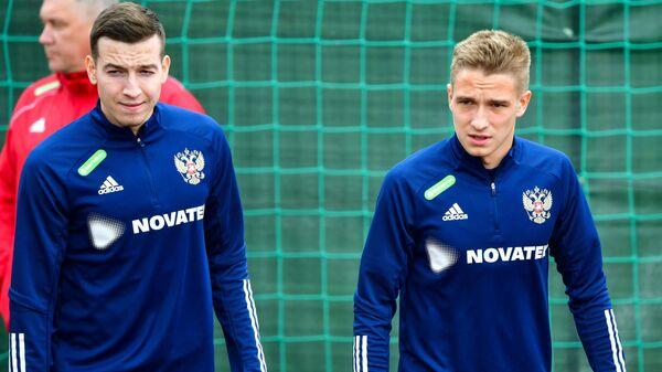 Илья Самошников (справа) и Денис Макаров