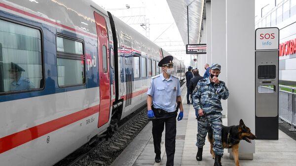 Открытие нового вокзального комплекса Восточный