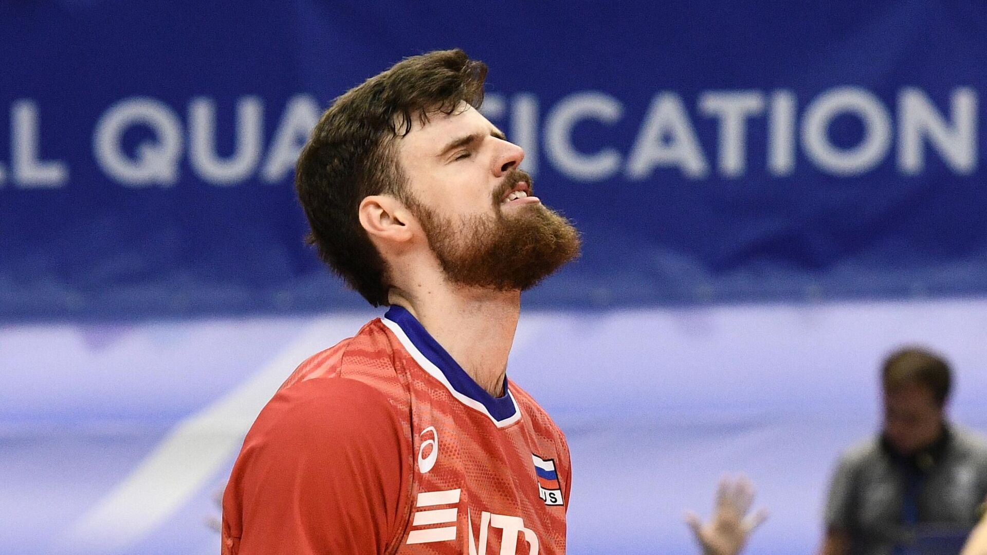 Волейболист сборной России Егор Клюка - РИА Новости, 1920, 26.07.2021