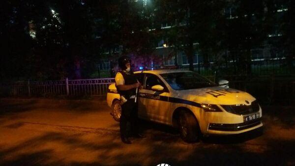 Ситуация на месте стрельбы в Екатеринбурге