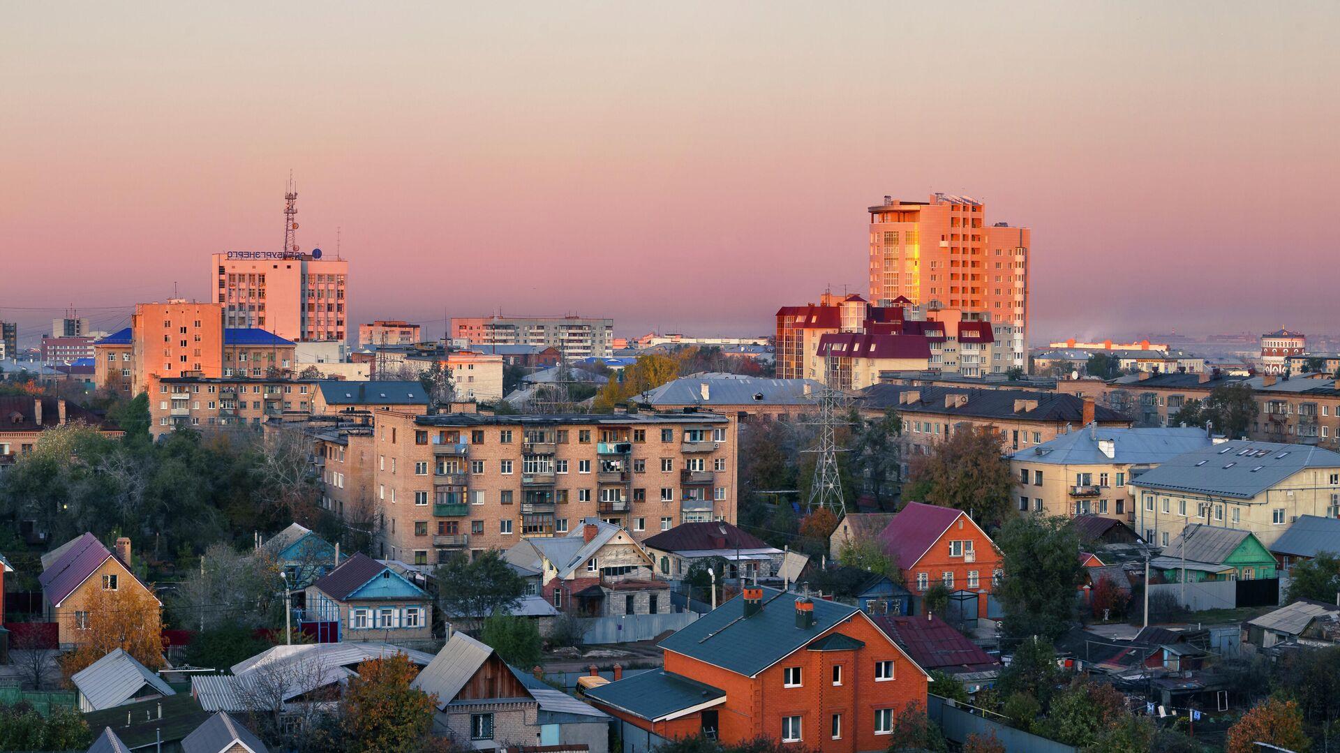 Вид на Оренбург - РИА Новости, 1920, 14.10.2021