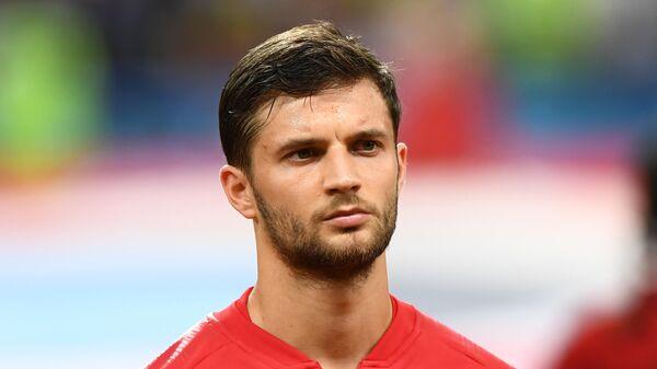 Защитник сборной Польши Бартош Берешиньски