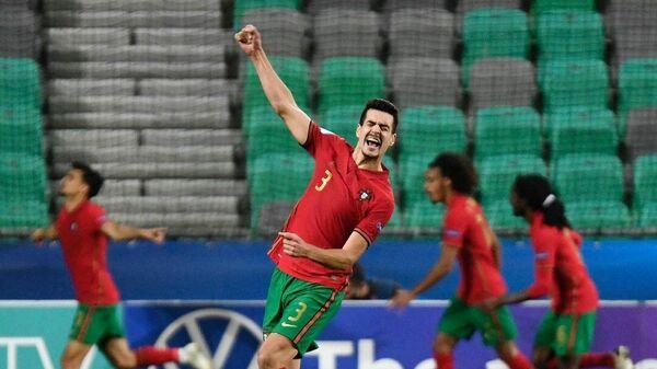 Футболисты молодежной сборной Португалии