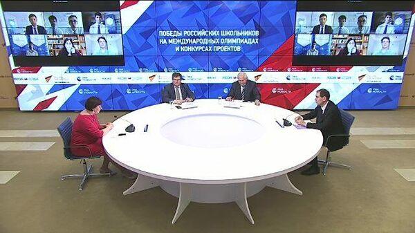 Победы российских школьников на международных олимпиадах и конкурсах проектов