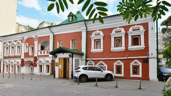 Палаты купца Сверчкова в Москве