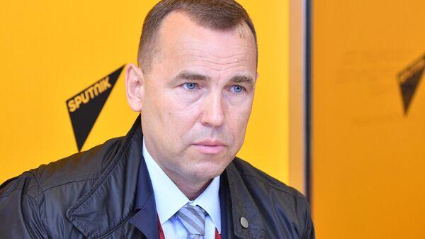 Губернатор Курганской области Вадим Шумков