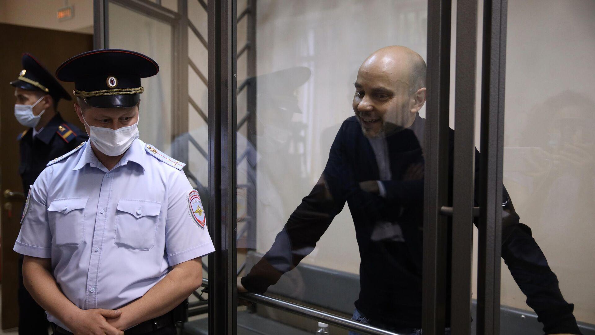 """Экс-главе """"Открытой России""""* предъявили окончательное обвинение"""