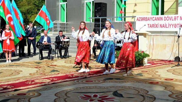 Праздничный концерт в Ивановке