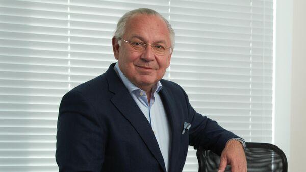 Вице-президент Ассоциации европейского бизнеса в России Пауль Брук