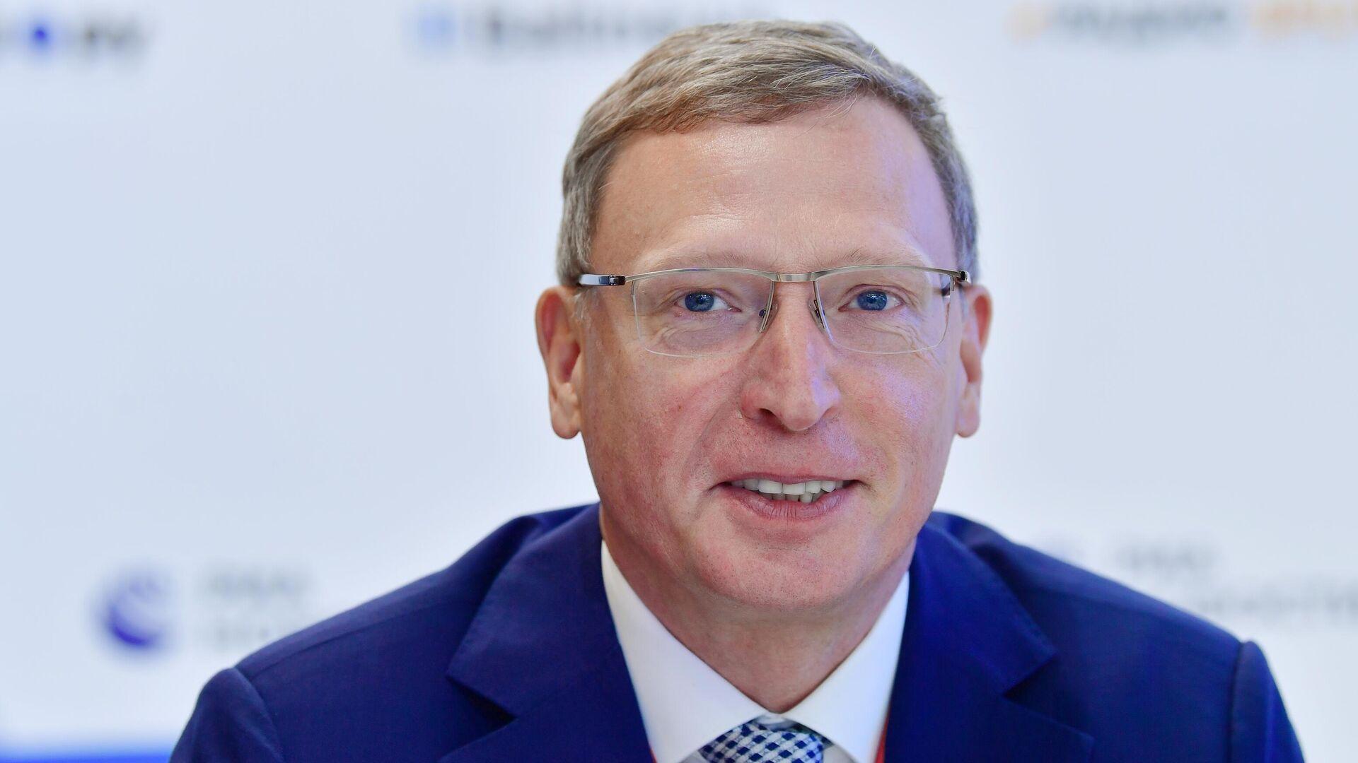 Губернатор Омской области предложил повысить объем дотации регионов