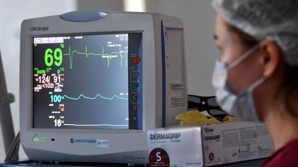 Медик в больнице