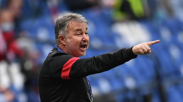 Главный тренер сборной Болгарии Ясен Петров