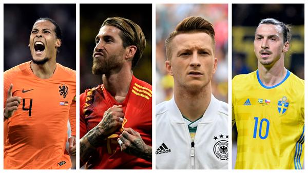 Футболисты, которые пропустят ЕВРО-2020 из-за травм